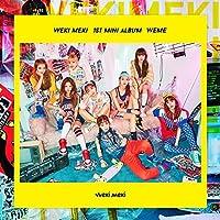 ウィキミキ - WEME (1st Mini Album) CD+Photocard+Profile Card [韓国盤]