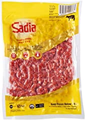 Sadia Beef Minced Frozen, 300g(packaging may vary)