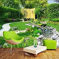 Lixiaoer カスタム壁画写真壁紙壁紙自然風景大壁画リビングルーム寝室の背景3D-350X250Cm
