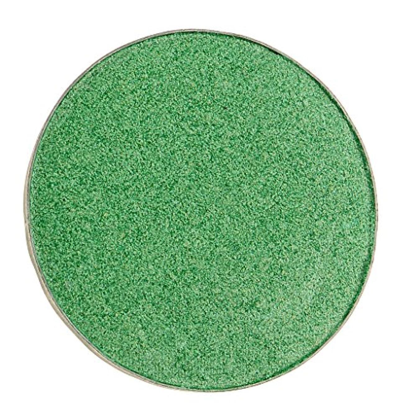 豆レース毎週化粧品用 アイシャドウ ハイライター パレット マット シマー アイシャドーメイク 目 魅力的 全5色 - #38グリーン