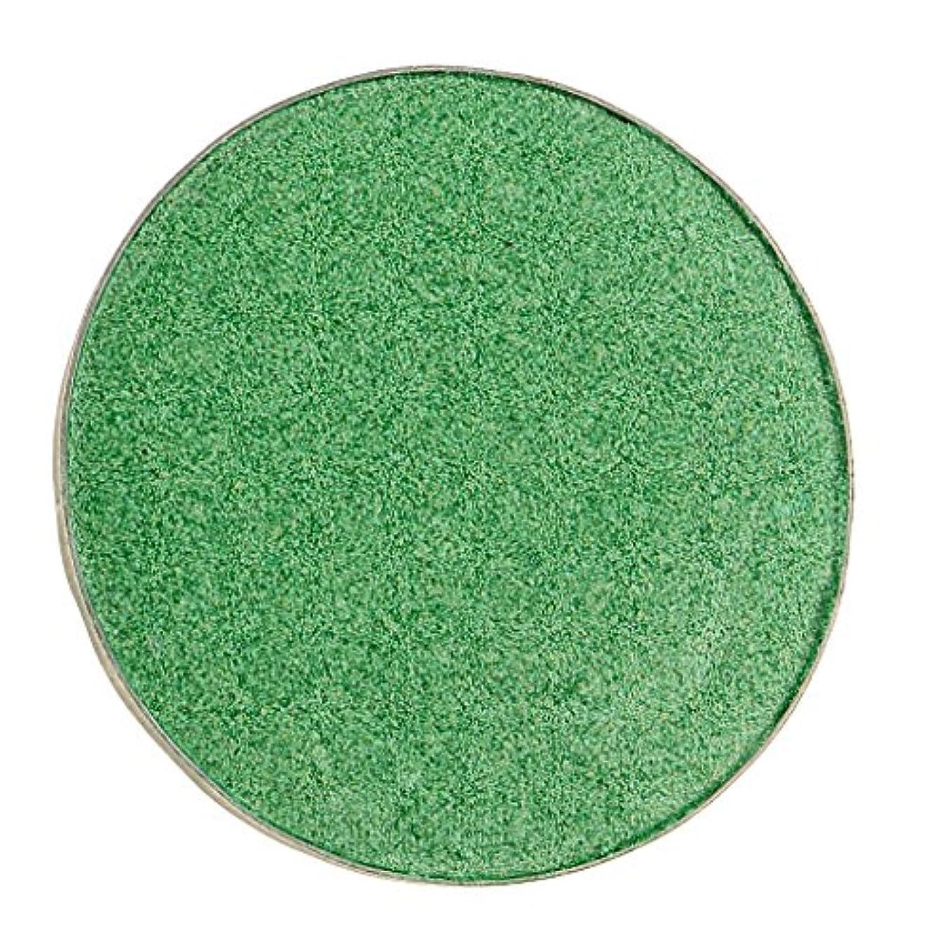 分泌する毎回準備した化粧品用 アイシャドウ ハイライター パレット マット シマー アイシャドーメイク 目 魅力的 全5色 - #38グリーン