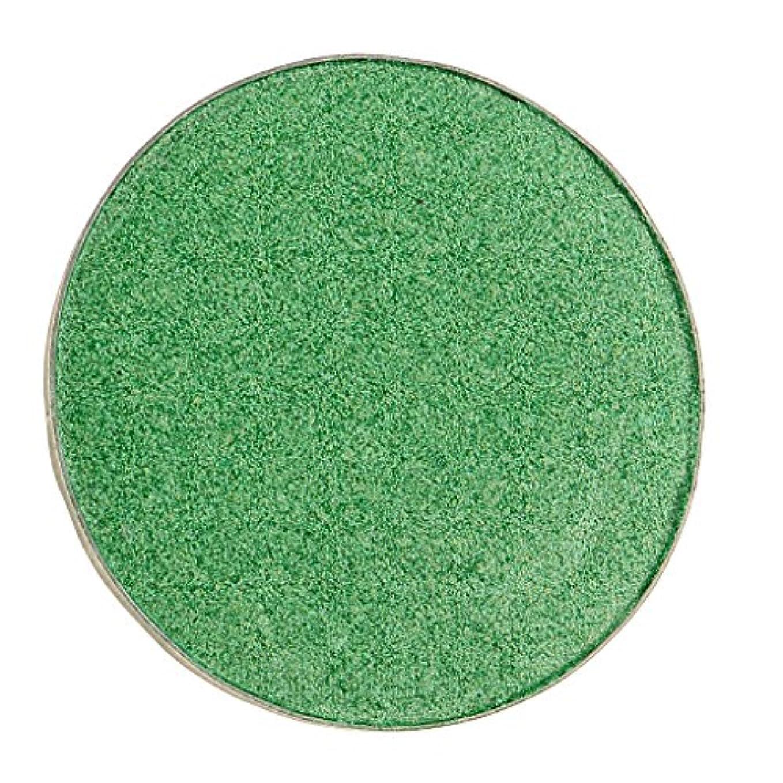 アライアンス道路を作るプロセス浴室Baosity 化粧品用 アイシャドウ ハイライター パレット マット シマー アイシャドーメイク 目 魅力的 全5色 - #38グリーン