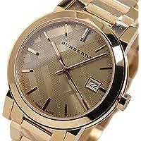 バーバリー BURBERRY シティ クオーツ レディース 腕時計 BU9146 ピンクゴールド [並行輸入品] 腕時計 海外