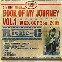 Rickie-G「LONG JOURNEY」のジャケット画像