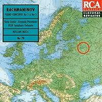 Rachmaninov: Pno.Concertos 2