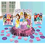 Disney Princess Dream Big Party Table Decorations Kit ( Centrepiece Kit ) 23 PCS - Kids Birthday and Party Supplies Decoration