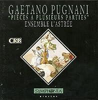 Pugnani;Pieces + Plusieurs