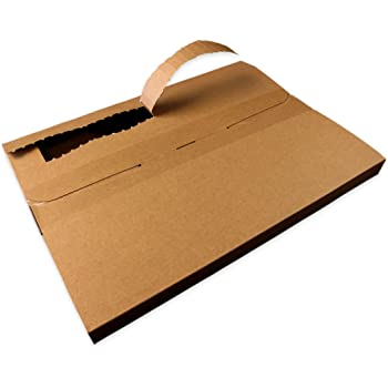 100枚 A4 ネコポス 最大 MAXサイズ 厚み2.5cm対応 梱包箱