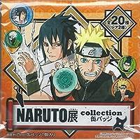 NARUTO  NARUTO展限定 collection缶バッジ 奈良シカマル 単品