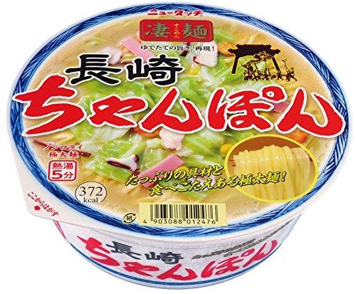ニュータッチ 凄麺 長崎ちゃんぽん 97G × 12個