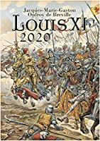 カレンダー 2020 [12 pages 20x30cm] Louis XI Vintage レトロvol 2 Book Illustration by Jacques Onfroy de Breville Scenes Medieval Life