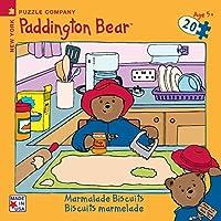 Paddington Bear Marmalade Biscuits mini-puzzle