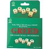 Crown & Andrews Greed Board Game