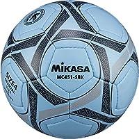 ミカサ(MIKASA) サッカーボール検定球4号(サックス/ブラック) MC451-SBK SBK 4号球