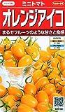 オレンジアイコ ミニトマト