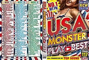 U.S.A MONSTER PLAY BEST [DVD]