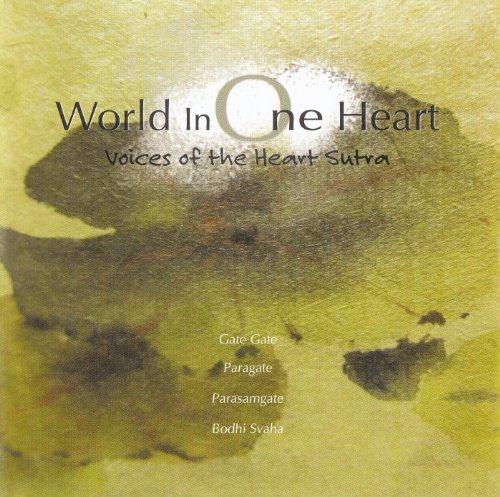 多言語で聞く 『般若心経』 ~イミーウーイのBGMにのせて World in One Heart ~ Voice from Heart Sutra(サンスクリット、チベット、中国、スペイン、英語ほか)