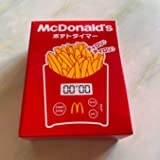 マクドナルド 福袋 2020 ポテト キッチンタイマー