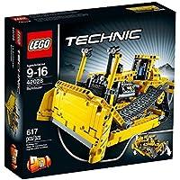 LEGO Technic 42028 Bulldozer [並行輸入品]