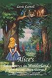 Alice's Adventures in Wonderland (English Russian edition illustrated): Приключения Алисы в Стране чудес (англо-русская редакция иллюстрированная)