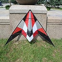 Red Kite Flying自体を簡単ハンドルworking-classoutdoor楽しいスポーツ、なFlying、素晴らしいサウンドフル合理化されたデザイン
