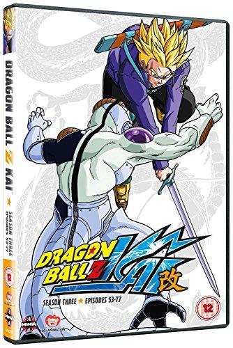 [画像:ドラゴンボール改 コンプリート DVD-BOX3 アニメ 鳥山明 DRAGON BALL [DVD] [Import] [NTSC]]