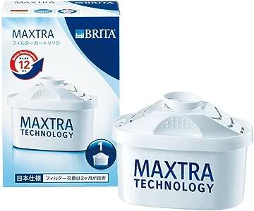 BRITA (ブリタ) MAXTRA(マクストラ) 交換用カートリッジ 1個入り