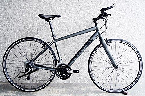 N)Cannondale(キャノンデール) QUICK 4(クイック 4) クロスバイク 2017年 Mサイズ