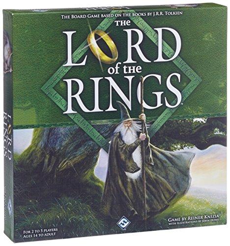 指輪物語ボードゲーム (The Lord of the Rings) -