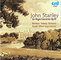 Six Organ Concertos Op. 10