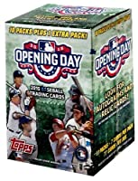 MLB 2015 Topps Baseball Cards 2015 Opening Day Trading Card Retail Box