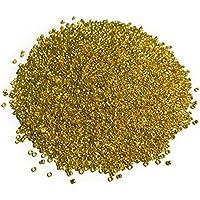 つぶし玉2mm(ゴールド色)(10000個入り)