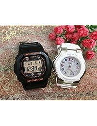 カシオCASIO 腕時計 G-SHOCK ペアウォッチ 純正ペアケース入り ジーショック&ベビージー 2本セット GW-M5610R-1JF BGA-1100GR-7BJF