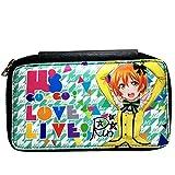 Love Live 。LoveLive & # x192; Ê 'sポーチStarry Sky RinカバーケースLove Live Sukufesu Goods 3dsなど。