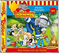 Benjamin Bluemchen 135. Die Zoo-Feuerwehr. CD