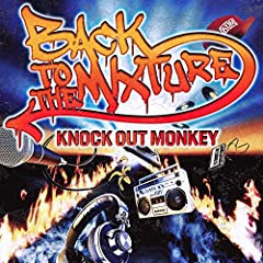 One world♪KNOCK OUT MONKEYのCDジャケット