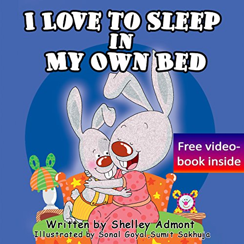 Download I Love to Sleep in My Own Bed (I Love to.Bedtime stories children's books collection Book 1) (English Edition) B00CZCJLVK
