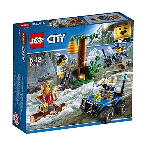 レゴ(LEGO) シティ 山のドロボウたち 60171