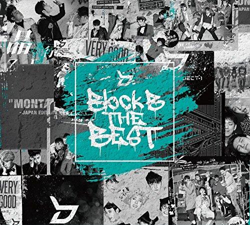 Block B THE BEST<通常盤>