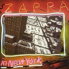 Zappa in New Yorkの商品写真