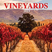 Turner Photo Vineyards 2019 Wall Calendar (199989400570 Office Wall Calendar (19998940057) [並行輸入品]