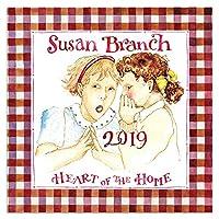 Susan Branch 2019 Calendar: Heart of the Home