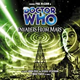 Main Range 28: Invaders from Mars (Unabridged)
