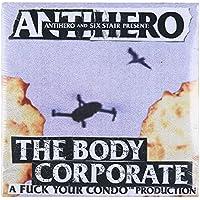 【ANTI HERO】アンタイヒーロー THE BODY CORPORATE スケートボード DVD スケボー アンチヒーロー