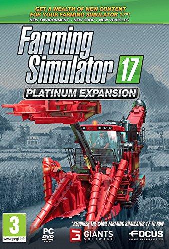 Farming Simulator 17 Platinum ...