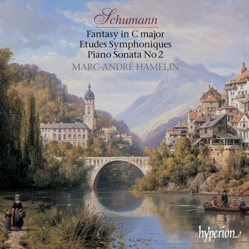 Fantasy / Etudes Symphoniques / Piano Sonata No 2