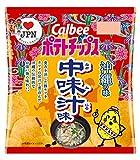 カルビー ポテトチップス 中味汁味 (沖縄県) 55g×12袋