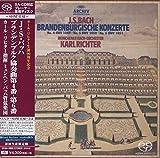 バッハ:ブランデンブルク協奏曲第4番-第6番