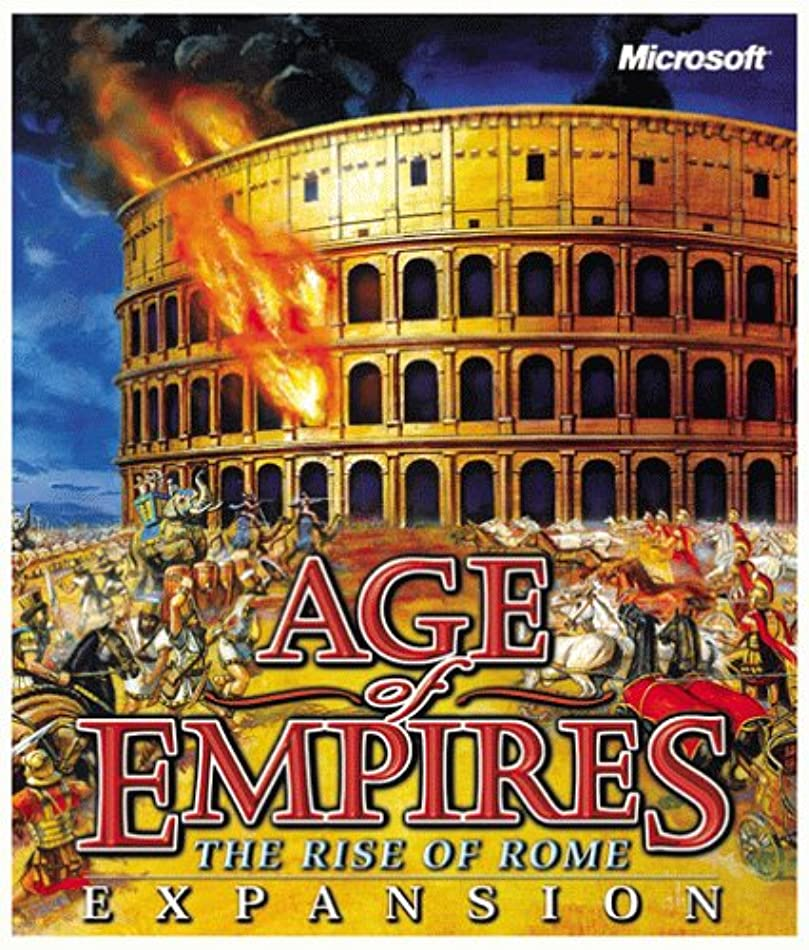 行動値する言うまでもなくAge of Empires: The Rise of Rome (輸入版)