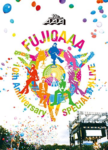 AAA 10th Anniversary SPECIAL 野外LIVE in 富士急ハイランド(初回生産限定盤)(Blu-ray Disc)
